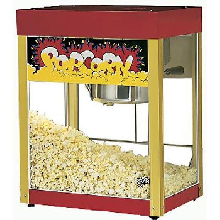 C4 Popcorn machine