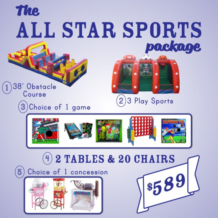 Z09 All Star Sports Deal