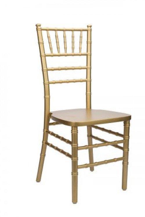 Chair Chiavari Wood Gold 1 2 Chiavari Chair - Gold