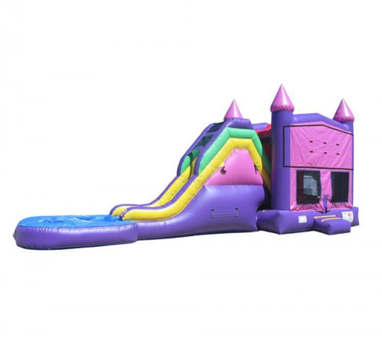 Princess Jump and Slide