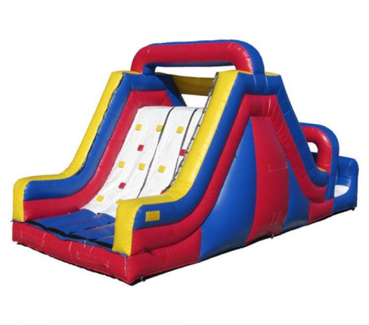 rock20climb201 1614700462 big 17ft Rock Climb Slide