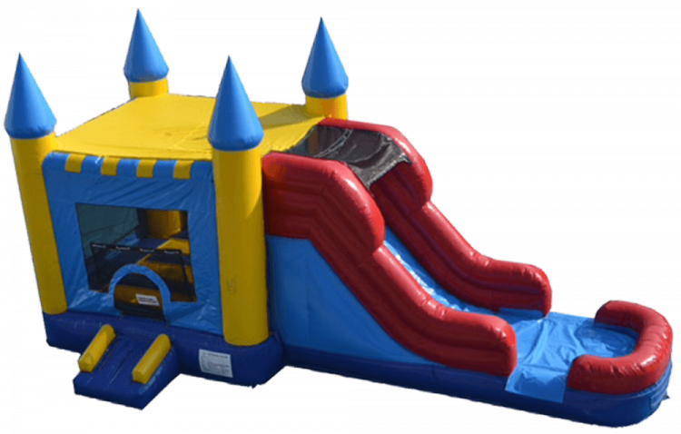 Royal Jump and Slide