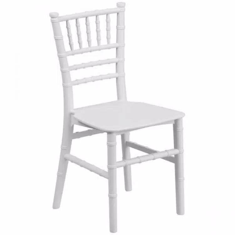 Chiavari Chair Kids - White