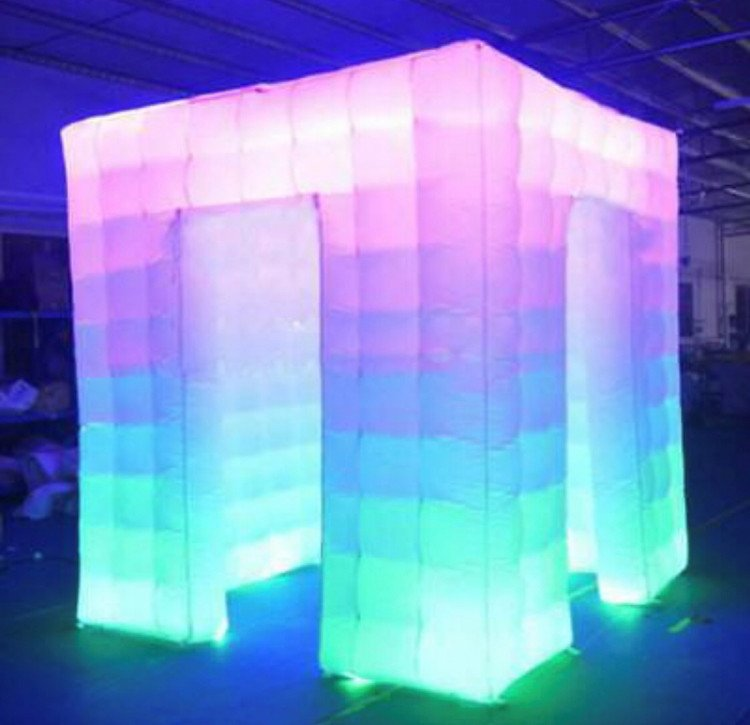 LED Booth