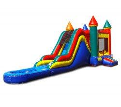 Castle Jump & Slide