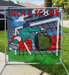 Kick & Score
