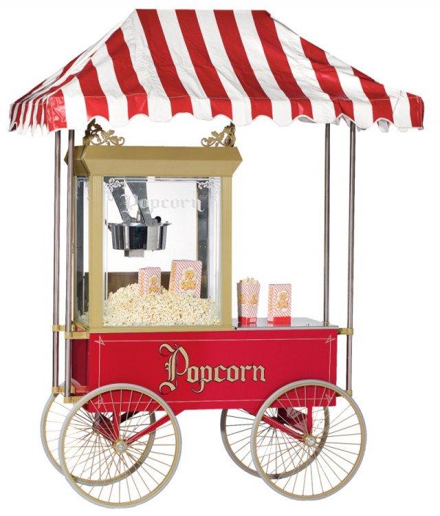 C5 Popcorn Vintage Cart