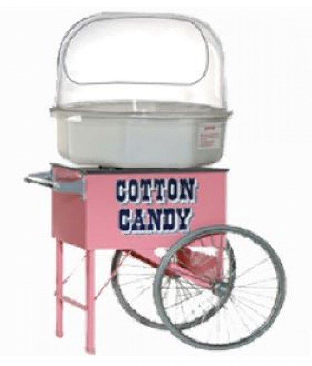 C2 Cotton Candy w/ Vintage Cart