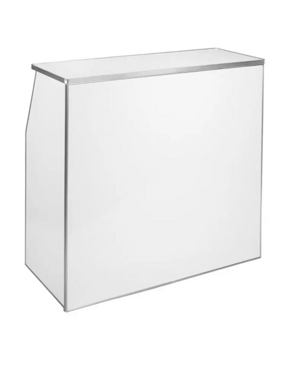4' White Bar