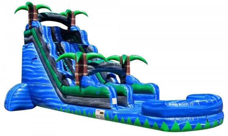 water slide rentals miami