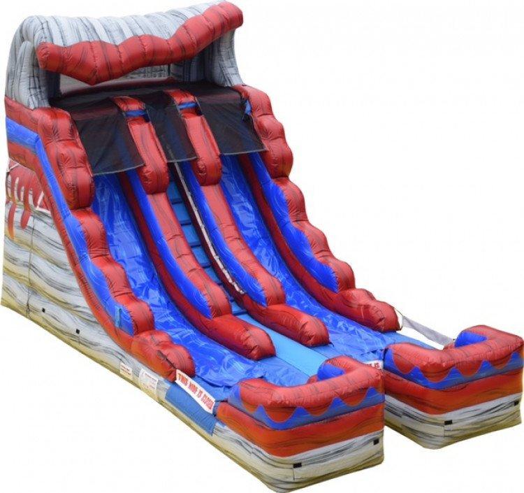 cheap water slide rentals miami