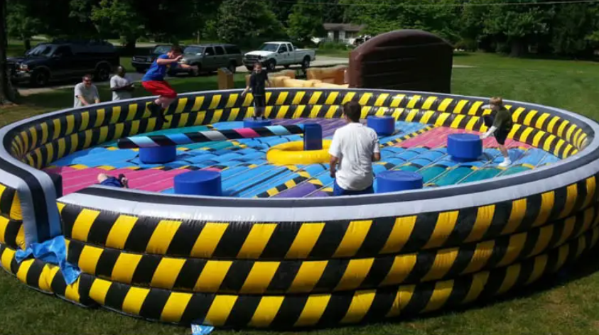 best inflatable rental miami
