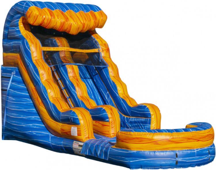 water slide rental miami