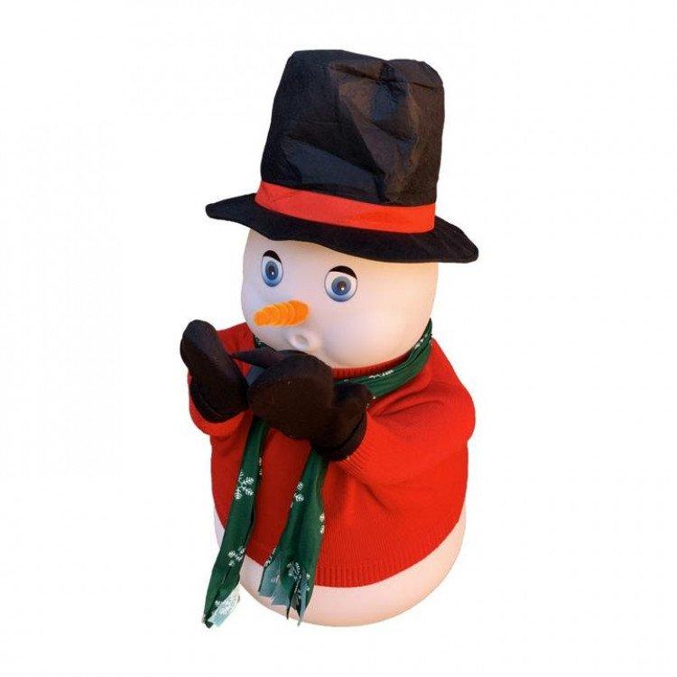 Snowman (1 Machine) Includes 1 hour of Snow