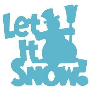 let it snow Snow Party
